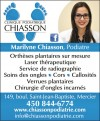 Clinique Podiatrique Chiasson