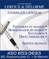 Les Notaires Leroux & Delorme