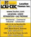 Lou-Tec - Location Thomas & Fils