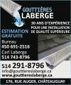 Gouttieres Laberge