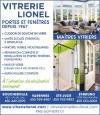 Vitrerie Lionel Portes et Fenêtres
