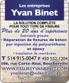 Les Entreprises Yvan Binet