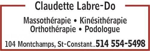 Claudette Labre Do