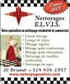 Nettoyages E.L.V.I.S. inc.
