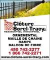 Clôture Sorel-Tracy inc.