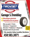 Garage S. Tremblay