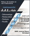 Carrosserie J.J.L. Auto