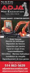 Adja Mini Excavation