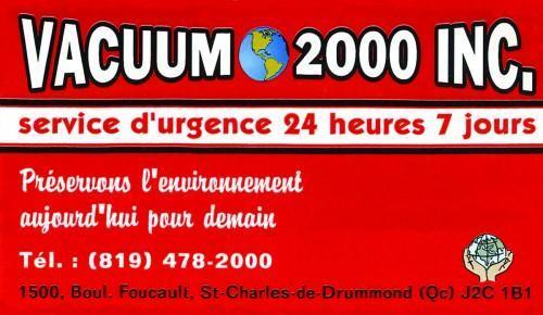 Vacuum 2000 Inc