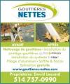 Gouttières Nettes