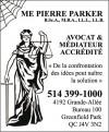 Pierre Parker - Avocat