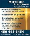 Moteur Électrique St-Hubert inc.