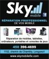 Sky Mobile - Réparations de cellulaires et tablettes