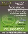 Vert Isolation