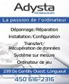 Adysta Technologies Inc