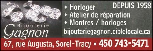 Bijouterie Détaillant Sorel-Tracy