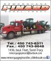 Remorquage Pinard