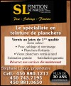 SL Finition de parquets inc.