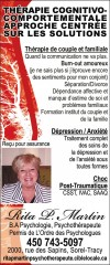 Rita P. Martin - Psychothérapeute