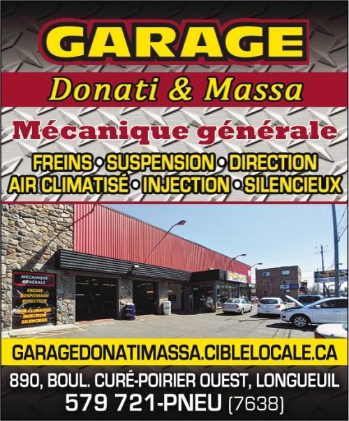 Automobile Garage Réparation