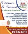 Résidence St-Constant