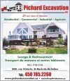 Pichard Excavation inc.