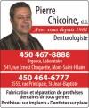 Pierre Chicoine - Denturologiste