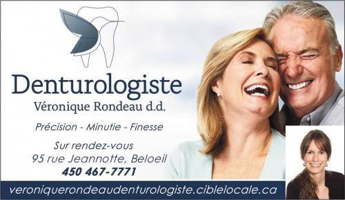 Denturologiste  à Beloeil