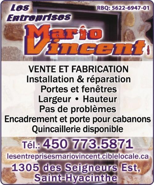 Portes Fenetres Saint-Hyacinthe