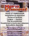 Les Entreprises Mario Vincent Inc.