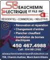 S. Beauchemin Électrique et fils Inc.