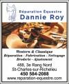Réparation Équestre Dannie Roy