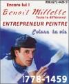 Benoit Millette Entrepreneur Peintre
