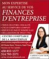 Le centre comptable de la Montérégie
