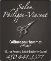 Salon Philippe-Vincent - Coiffure pour Hommes
