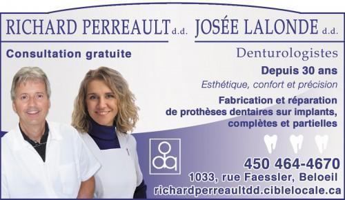 Denturologiste Beloeil