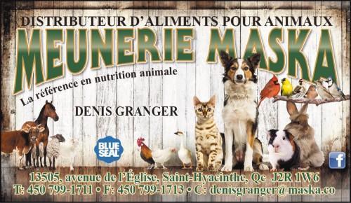 Nourriture pour animaux Saint-Hyacinthe