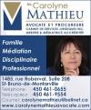 Avocate - Carolyne Mathieu