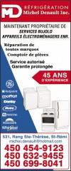 Réfrigération Michel Denault Inc