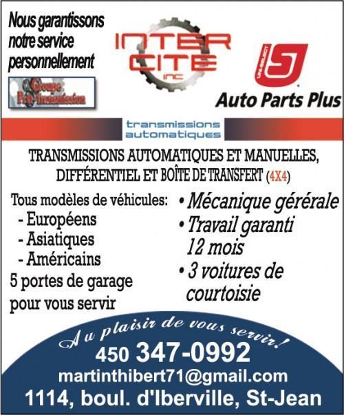 Automobiles-Transmissions