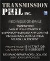 Transmission Phil inc.
