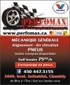Perfomax - Mécanique Générale