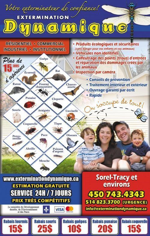 Exterminateur Sorel-Tracy