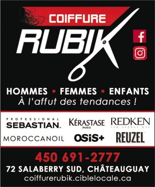 Salon de coiffure Chateauguay