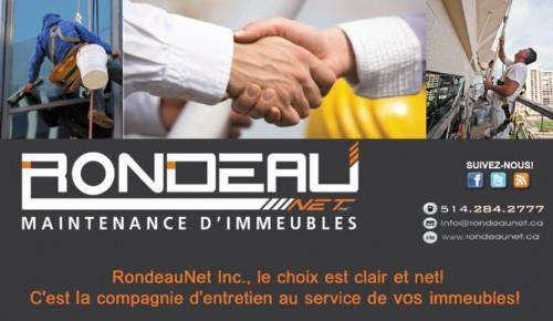RONDEAUNET Inc