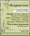 Mario Bissonnette Acupuncteur