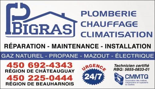 Plomberie - Chauffage - Climatisation