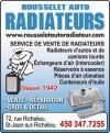 Rousselet Auto Radiateur