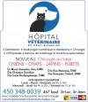 Hôpital Vétérinaire du Haut-Richelieu