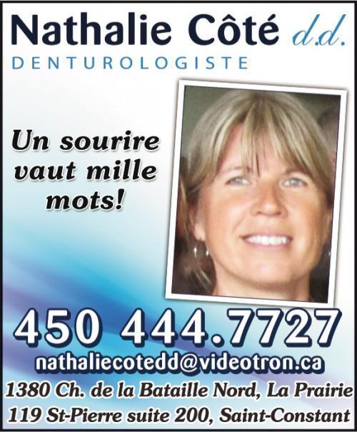 Denturologiste - Saint-Constant